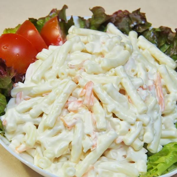 給食 低価格化 お弁当におすすめです ケンコー レストランマカロニサラダ 休日 ケンコーマヨネーズKK 1Kg×6袋×1箱 冷蔵便 業務用