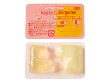 キューピー りんご&マーガリンDP 11g×400個 業務用 冷蔵便 箱売り 【お取り寄せ品】