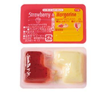 キユーピー いちご&マーガリンDP 11g×400個 業務用 冷蔵便 箱売り 【お取り寄せ品】