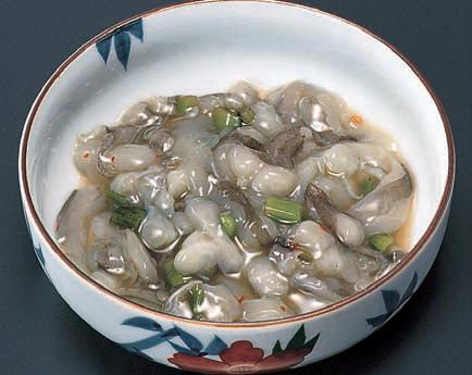 たこわさび(業務用1000g)業務用珍味 和食レストランや居酒屋さんの小鉢物の一品として喜ばれています。 たこわさび(業務用1000g)