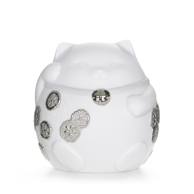 リヤドロ LLADRO 招き猫1 1009072 MANEKI NEKO I Re-Deco ポーセリン 陶器