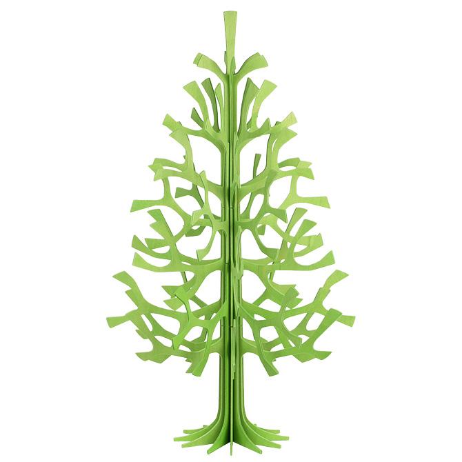 ロヴィ lovi クリスマスツリー 50cm (ライトグリーン) SPRUCE TREE LIGHT GREEN 木 スプルース もみの木 グリーディングカード