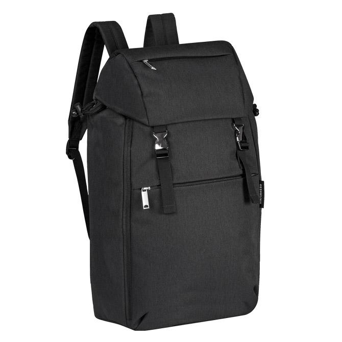 マリメッコ marimekko コルッテリ バックパック Kortteli backpack (ブラック) 045067 099 リュックサック 【ラッキーシール対応】