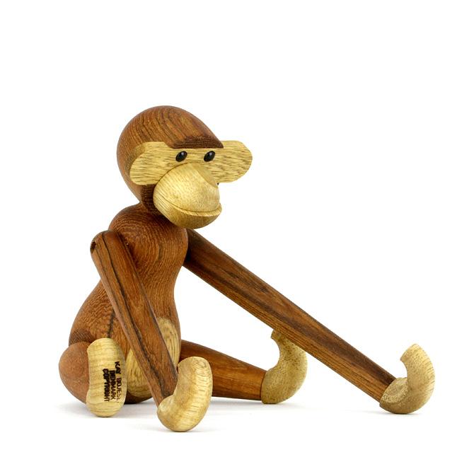 カイ・ボイスン デンマーク KAY BOJESEN DENMARK モンキー S リンバ 39250 MONKEY SMALL 木製玩具 【ラッキーシール対応】