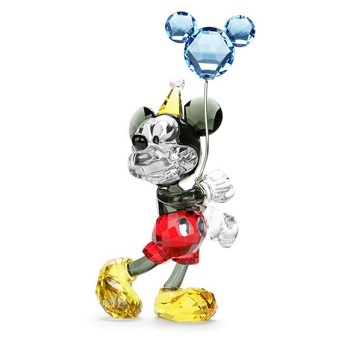 スワロフスキー SWAROVSKI ミッキーマウス セレブレーション 13.8 x 6.5 x 4.9 cm (ディズニー)5376416 MICKEY MOUSE CELEBRATION 【ラッキーシール対応】