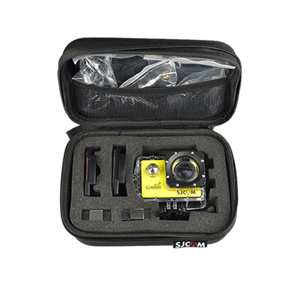 大事なカメラを保護するハードケース SJCAM ストレージバック Lサイズ キャリーケース アウトレット☆送料無料 カメラケース 予約 アクセサリーケース ハードケース ALW-SJBAG-L