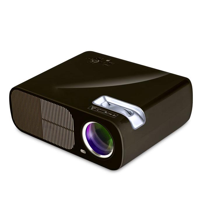 高輝度 液晶 プロジェクター 800x480 フルHD 入力 可能 HDMI USB VGA AV 2600ルーメン 20000 時間 高寿命 コントラスト比 2000:1|映画 リモコン ゲーム ホームシアター 小型 プロジェクタ ミニプロジェクター 家庭用 ホームプロジェクター ◇ALW-BL-20