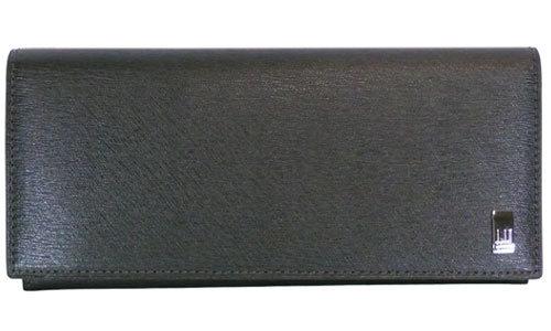 ダンヒル 財布 dunhill 長財布/ファスナー式小銭入れ FP1010E 【サイドカー ライン】【あす楽対応】【送料無料】【はこぽす対応商品】
