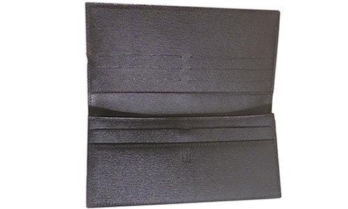 ダンヒル 財布 dunhill 長財布 小銭入れなし FP7000Eサイドカー ラインあす楽対応送料無料RCP楽ギフ 包装はこぽす対応商品N8mnwv0