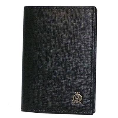 ダンヒル 名刺入れ dunhill 名刺入れ(カードケース) L2S847A ブラック【BELGRAVE(ベルグレイブ)】 【あす楽対応】【送料無料】【はこぽす対応商品】