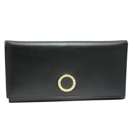 BVLGARI (ブルガリ) 32403 長財布/小銭入れ付 ブラック【送料無料】【あす楽対応】