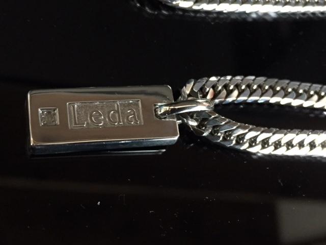 レダシルマ スーパーナノ ダイヤモンドインゴットネックレス Leda プチシルマのジュエリーコレクション  特別価格!!