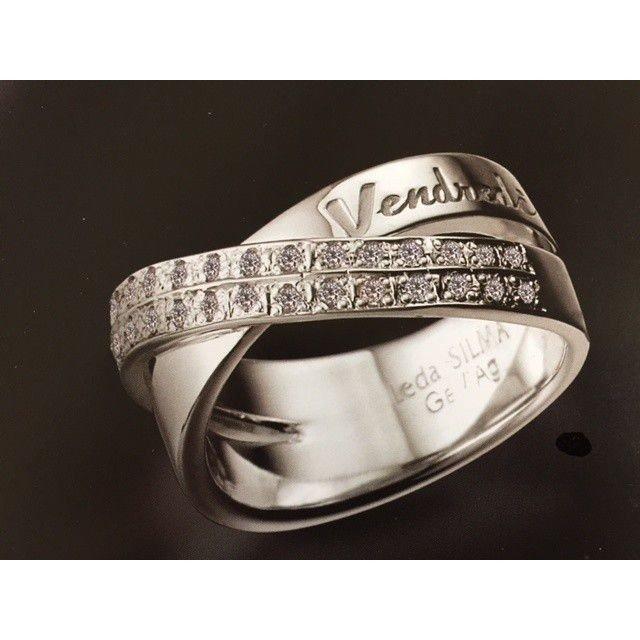 レダシルマ ヴァンドルディ ダイヤモンドリング 10号       プチシルマのジュエリーコレクション 送料無料