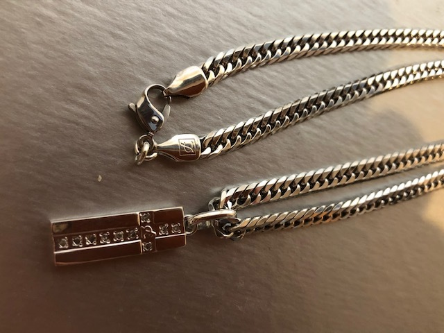 レダシルマ Sommelier ダイヤモンド ネックレス    プチシルマのジュエリーコレクション Leda 特別価格!!