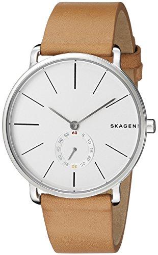 スカーゲン 腕時計 メンズ SKW6215 Skagen Men's SKW6215 Hagen Light Brown Leather Watchスカーゲン 腕時計 メンズ SKW6215