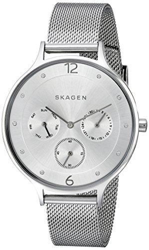 スカーゲン 腕時計 レディース SKW2312 Skagen Women's SKW2312 Anita Stainless Steel Mesh Watchスカーゲン 腕時計 レディース SKW2312