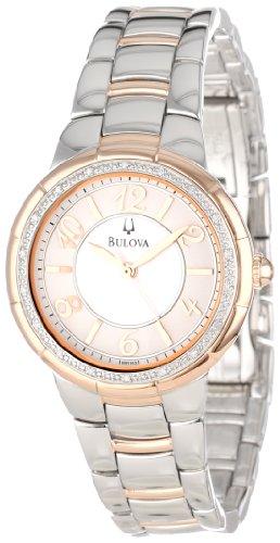 ブローバ 腕時計 レディース 98R162 【送料無料】Bulova Women's 98R162