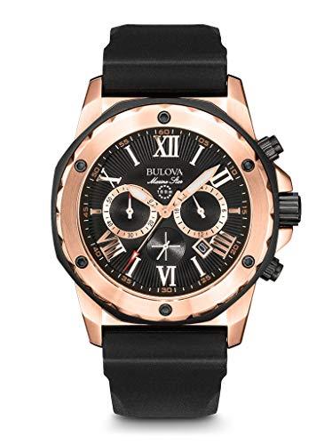 ブローバ 腕時計 メンズ 98B104 【送料無料】Bulova Men's 98B104 Marine Star Calendar Stainless Steel Dress Watchブローバ 腕時計 メンズ 98B104