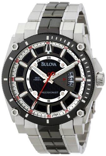 ブローバ 腕時計 メンズ 98B180 【送料無料】Bulova Men's 98B180 Precisionist Watchブローバ 腕時計 メンズ 98B180