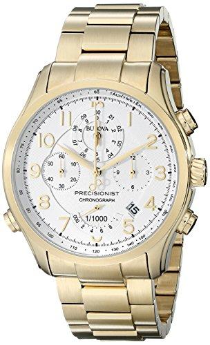 ブローバ 腕時計 メンズ 97B139 Bulova Men's 97B139 Analog Display Analog Quartz Gold Watchブローバ 腕時計 メンズ 97B139