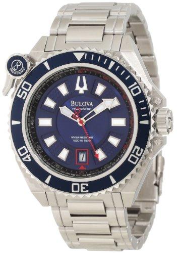 ブローバ 腕時計 メンズ 98B168 【送料無料】Bulova Men's 98B168 CATAMOUNT Sporty dress Watchブローバ 腕時計 メンズ 98B168