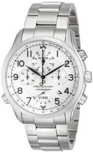 ブローバ 腕時計 メンズ 96B183 【送料無料】Bulova Men's 96B183 Precisionist Chronograph Watchブローバ 腕時計 メンズ 96B183