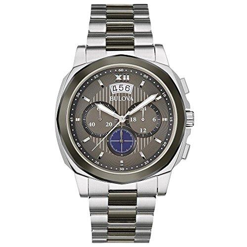 ブローバ 腕時計 メンズ 98B233 【送料無料】Bulova Men's 98B233 Classic Two-Tone Stainless Steel Watchブローバ 腕時計 メンズ 98B233