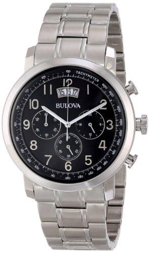 ブローバ 腕時計 メンズ 96B202 【送料無料】Bulova Men's 96B202 Stainless Steel Watchブローバ 腕時計 メンズ 96B202