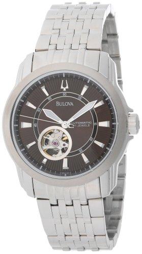 """ブローバ 腕時計 メンズ 96A101 【送料無料】Bulova Men""""s 96A101 Automatic Self-Winding Mechanical Exhibition Caseback Bracelet Watchブローバ 腕時計 メンズ 96A101"""