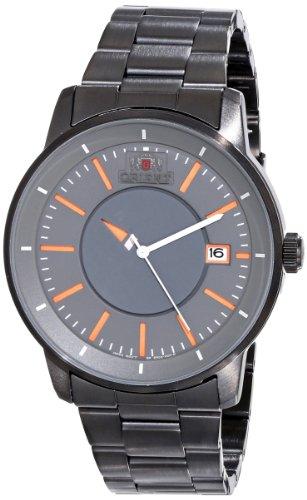オリエント 腕時計 メンズ FER02006A0 Orient Men's FER02006A0 Disk Analog Japanese-Automatic Black Watchオリエント 腕時計 メンズ FER02006A0