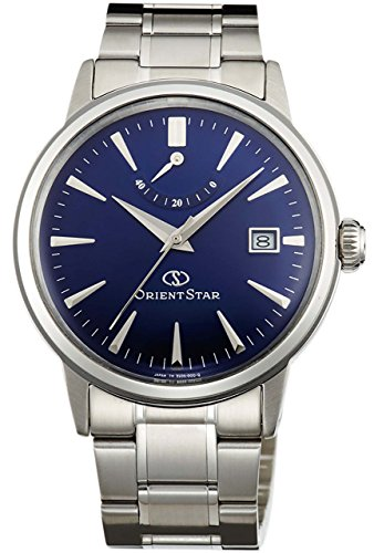 オリエント 腕時計 メンズ WZ0371EL 【送料無料】ORIENT Men's Watch ORIENT STAR Classic Power Reserve Mechanical Automatic (with manual winding) Royal Blue WZ0371ELオリエント 腕時計 メンズ WZ0371EL