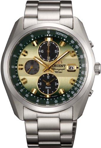 腕時計 オリエント メンズ WV0021TY 【送料無料】ORIENT Watch NEO70's Horizon Solar Chronograph WV0021TY Men腕時計 オリエント メンズ WV0021TY