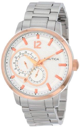 ノーティカ 腕時計 メンズ N20069G Nautica Unisex N20069G NCT 15 Multi Function Watchノーティカ 腕時計 メンズ N20069G