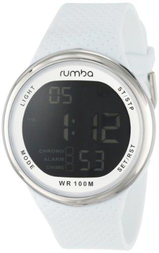 ルンバタイム 腕時計 メンズ 11958 【送料無料】RumbaTime Unisex 11958 PARK Snow Patrol Digital Watchルンバタイム 腕時計 メンズ 11958