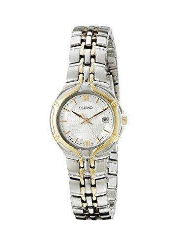 セイコー 腕時計 レディース SXD646 【送料無料】Seiko Women's SXD646 Two-Tone Stainless Steel Watchセイコー 腕時計 レディース SXD646
