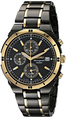 セイコー 腕時計 メンズ SNAA30 Seiko Men's SNAA30 Stainless Steel Two-Tone Watchセイコー 腕時計 メンズ SNAA30