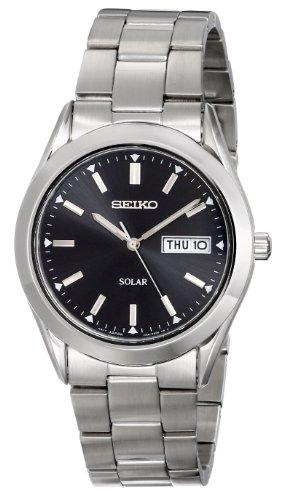 腕時計 セイコー メンズ SNE039 【送料無料】Seiko Men's SNE039 Stainless Steel Solar Watch腕時計 セイコー メンズ SNE039