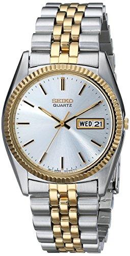セイコー 腕時計 メンズ SGF204 Seiko Men's SGF204 Stainless Steel Two-Tone Watchセイコー 腕時計 メンズ SGF204