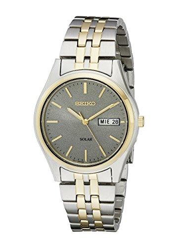 セイコー 腕時計 メンズ SNE042 Seiko Men's SNE042 Stainless Steel Solar Watchセイコー 腕時計 メンズ SNE042