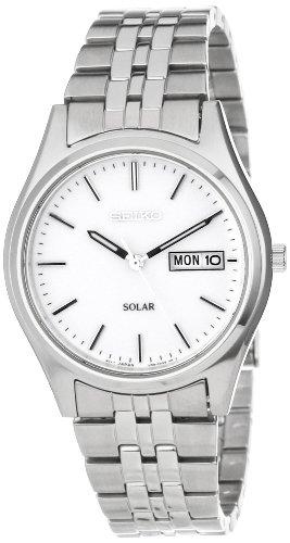 セイコー 腕時計 メンズ SNE031 Seiko Men's SNE031 Stainless Steel Solar-Powered Watchセイコー 腕時計 メンズ SNE031