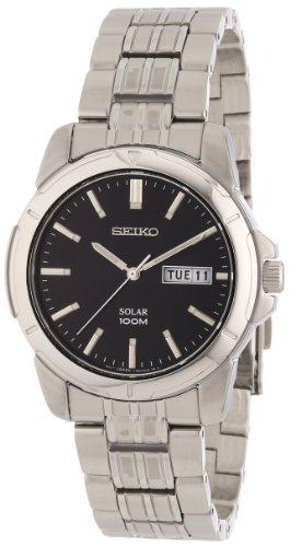 セイコー 腕時計 メンズ SNE093 Seiko Men's SNE093 Stainless Steel Solar Watchセイコー 腕時計 メンズ SNE093