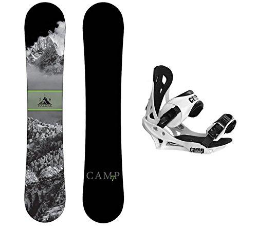 スノーボード ウィンタースポーツ キャンプセブン 2017年モデル2018年モデル多数 Camp Seven Package Valdez CRC Snowboard-158 cm Wide Summit Bindingsスノーボード ウィンタースポーツ キャンプセブン 2017年モデル2018年モデル多数