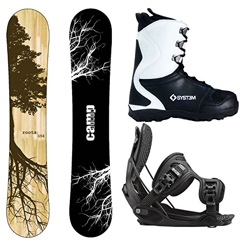 スノーボード ウィンタースポーツ キャンプセブン 2017年モデル2018年モデル多数 Camp Seven Package Roots CRC Snowboard-156 cm-Flow Alpha MTN Snowboard Bindings-XL-System APX Snowスノーボード ウィンタースポーツ キャンプセブン 2017年モデル2018年モデル多数