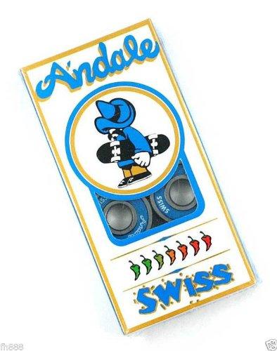 ベアリング スケボー スケートボード 海外モデル 直輸入 DECK Andale Swiss Skateboard Longboard Bearingsベアリング スケボー スケートボード 海外モデル 直輸入 DECK