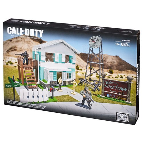 メガブロック コールオブデューティ メガコンストラックス 組み立て 知育玩具 CYR73 【送料無料】Mega Bloks Call of Duty Nuketownメガブロック コールオブデューティ メガコンストラックス 組み立て 知育玩具 CYR73