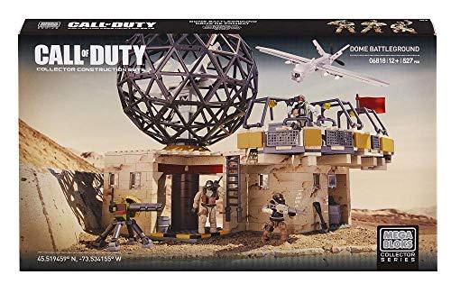 メガブロック コールオブデューティ メガコンストラックス 組み立て 知育玩具 DCL22 Mega Bloks Call of Duty Dome Battlegroundメガブロック コールオブデューティ メガコンストラックス 組み立て 知育玩具 DCL22