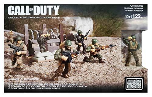 メガブロック コールオブデューティ メガコンストラックス 組み立て 知育玩具 065541068629 Mega Bloks, Call of Duty, Exclusive Platoon Patrol Setメガブロック コールオブデューティ メガコンストラックス 組み立て 知育玩具 065541068629