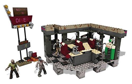 メガブロック コールオブデューティ メガコンストラックス 組み立て 知育玩具 CNG84 Mega Bloks Call of Duty Zombies TranZit Diner Building Setメガブロック コールオブデューティ メガコンストラックス 組み立て 知育玩具 CNG84