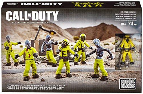 メガブロック コールオブデューティ メガコンストラックス 組み立て 知育玩具 CNC70 Mega Bloks Call of Duty Hazmat Zombies Nuketown Mob Playsetメガブロック コールオブデューティ メガコンストラックス 組み立て 知育玩具 CNC70