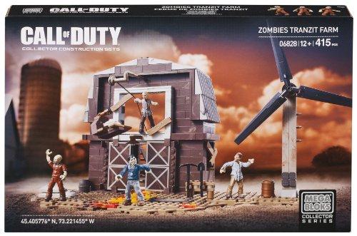 メガブロック コールオブデューティ メガコンストラックス 組み立て 知育玩具 DCL16 Mega Bloks Call of Duty Zombies Tranzitメガブロック コールオブデューティ メガコンストラックス 組み立て 知育玩具 DCL16